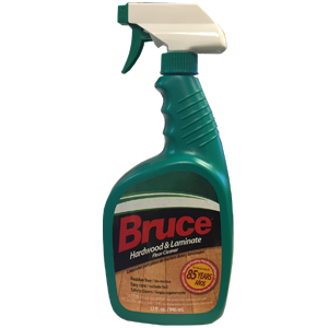 Bruce Hardwood and Laminate Floor Cleaner 32oz Spray