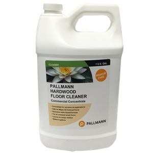 Pallmann Hardwood Cleaner Concentrate Gallon