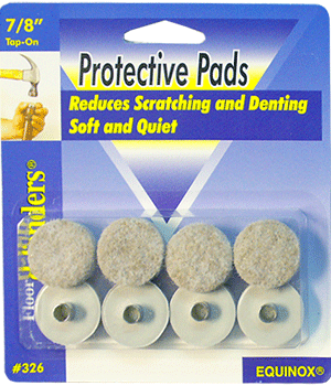 Furniture Felt Pads Floor Protectors For Chairs