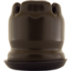 1.25 Inch Brown Slip-On Floor Protector - Slider Bottom