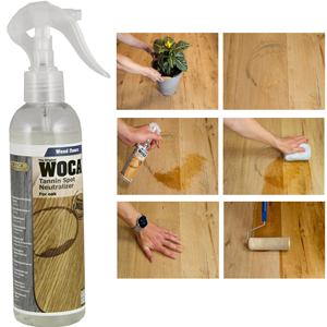 Woca Spot Neutralizer Black Wood Stain Remover