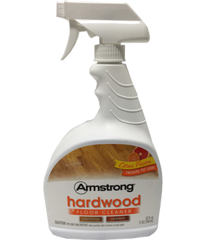 Armstrong Hardwood and Laminate Floor Cleaner 32oz Spray
