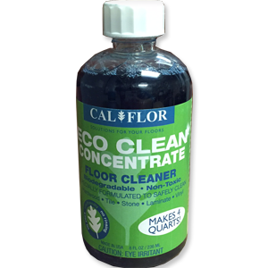 Cal-Flor Eco Clean Floor Cleaner 8oz Concentrate