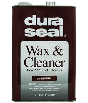 DuraSeal Wax and Cleaner Neutral 128oz