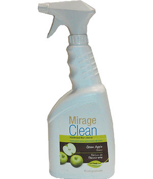 Mirage Hardwood Cleaner Spray