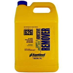 Sentinel 626 Carpet and Sheet Vinyl Adhesive Remover - Gallon