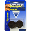Dark Brown Felt Pads - 1.25 Inches