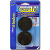 Dark Brown Felt Pads - 1.75 Inches