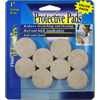 Light Tan Felt Pad - 1 Inch