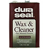 DuraSeal Wax and Cleaner Coffee Brown 128oz