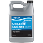 Aqua Mix Seal and Finish Low Sheen Gallon