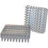 SlipStick Clear Square Castor Cup