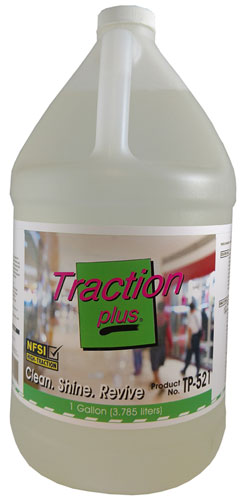 Traction Plus Finished Surfaces Cleaner and Maintainer