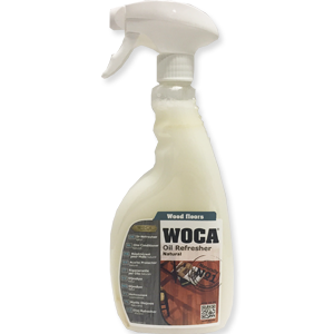 Woca Oil Refresh Natural Spray