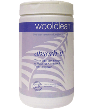 WoolClean Absorb it Powder